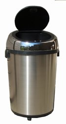 TouchFree Trashcan™ 17 gallon automatic trash can