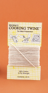 Cotton Cooking Twine, 25 feet